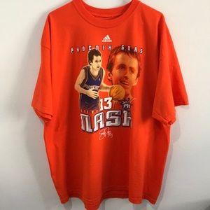 Adidas Vintage Steve Nash Phoenix Suns #13 Shirt